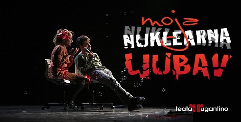 Predstava Moja nuklearna ljubav u Lisinskom - slika 8
