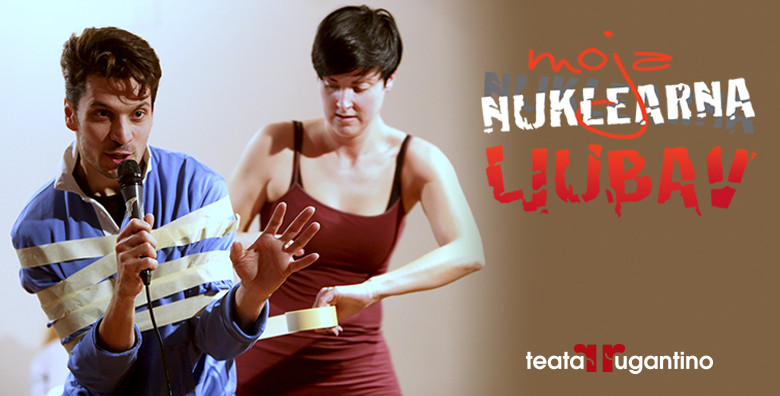 Predstava Moja nuklearna ljubav u Lisinskom - slika 10