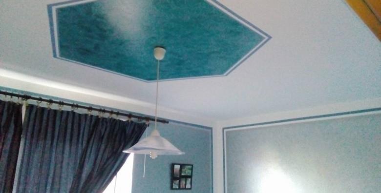 Bojanje zidova i stropova bojom po izboru do 50m2 ili 100m2 - slika 5