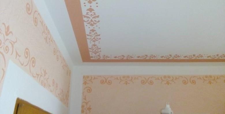 Bojanje zidova i stropova bojom po izboru do 50m2 ili 100m2 - slika 6