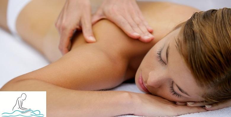 Medicinska masaža leđa, vrata i nogu u trajanju 60 minuta za 89 kn!
