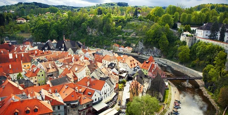 Češki Krumlov i dvorci južne Češke - 3 dana