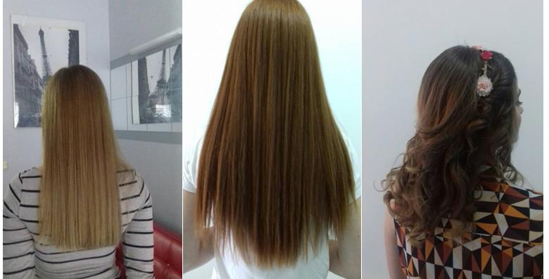 Bojanje, šišanje, fen frizura, pakung i masaža vlasišta - slika 3
