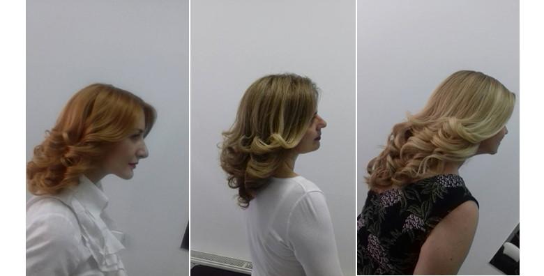 Bojanje, šišanje, fen frizura, pakung i masaža vlasišta - slika 4
