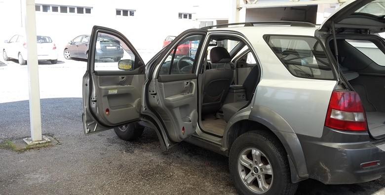 Kemijsko čišćenje unutrašnjosti automobila i vanjsko pranje - slika 3