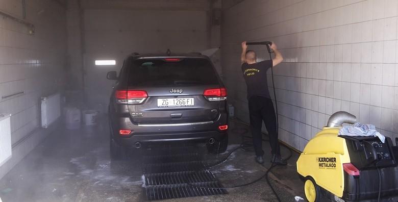 Kemijsko čišćenje unutrašnjosti automobila i vanjsko pranje - slika 4