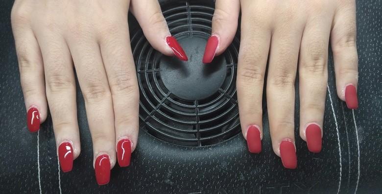Geliranje ili ugradnja noktiju - slika 5