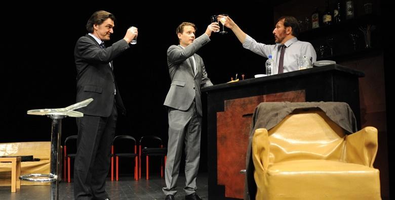 Predstava Velika zvjerka u kazalištu Mala scena, 28.10. - pogledajte nagrađivanu predstavu izvedenu preko 150 puta