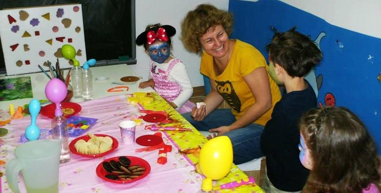 Dječji rođendan za 15-ero djece - 2 sata zabave uz kreativnu temu po izboru slavljenika, tombolu i face painting od 499 kn!