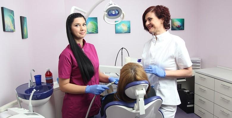 Popravak zuba laserom i troplošni kompozitni ispun - slika 4