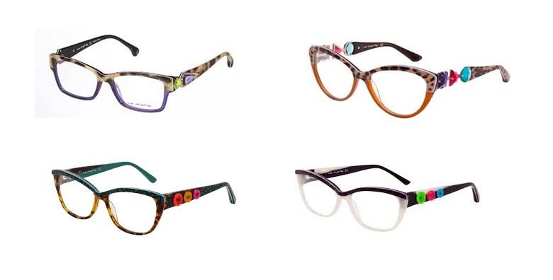 Progresivne naočale - dioptrijski okvir i višejakosne leće - slika 2