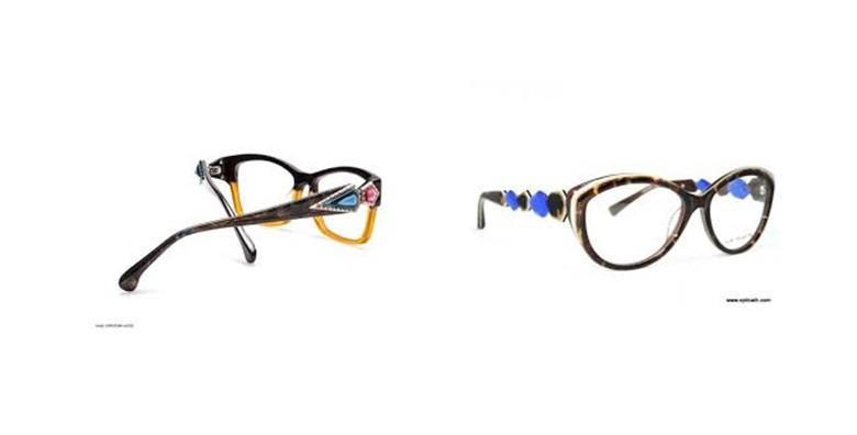 Progresivne naočale - dioptrijski okvir i višejakosne leće - slika 3
