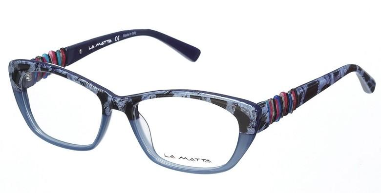 Progresivne naočale - dioptrijski okvir i višejakosne leće - slika 4