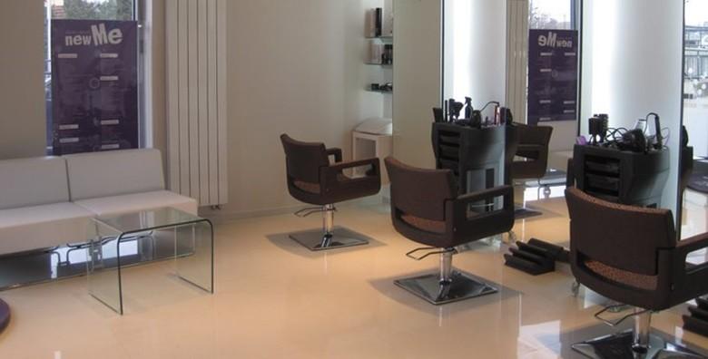 Pramenovi ili bojanje, šišanje, fen frizura, masaža vlasišta - slika 5