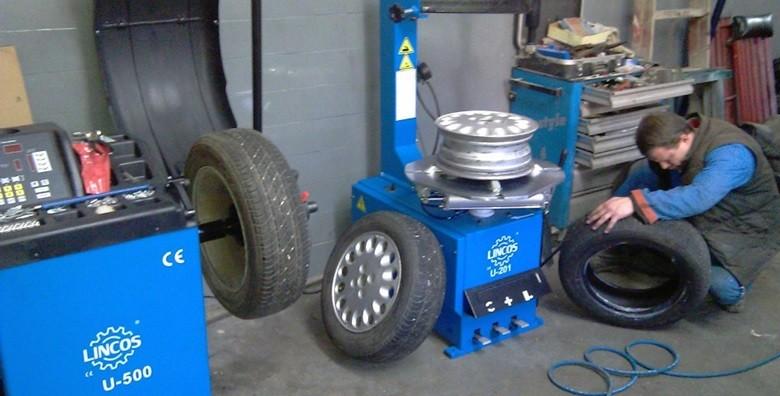 Zamjena guma - montaža, demontaža i balansiranje - slika 4