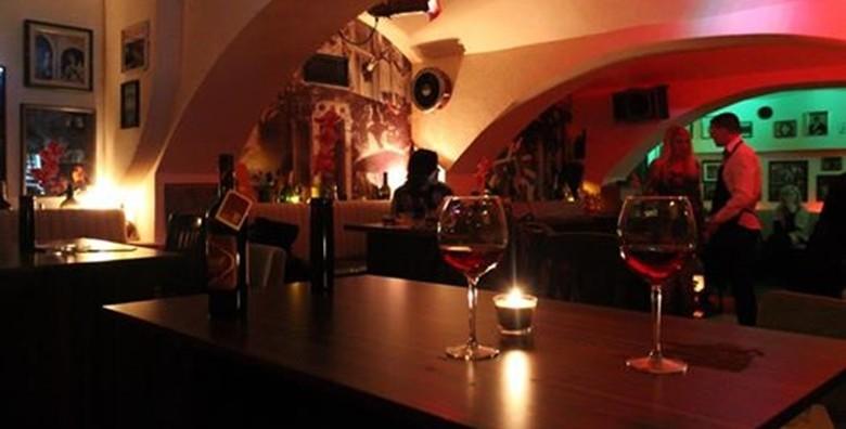 Namaz od jetrica, slavonska plata i 4 čaše vina - slika 2