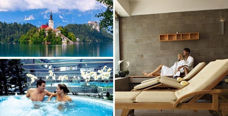 [WELLNESS NA BLEDU] 2 dana s polupansionom za dvoje u Hotelu Golf**** uz neograničeno korištenje bazena za 963 kn!