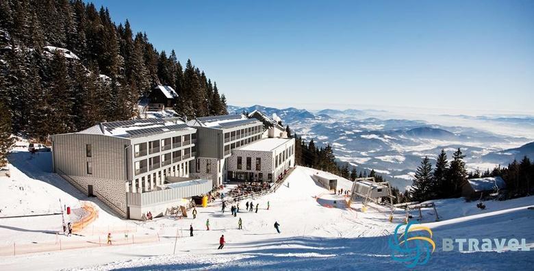 Golte - 4 dana skijanja za dvoje uz SKI PASS