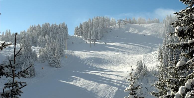Golte - 4 dana skijanja za dvoje uz SKI PASS - slika 2