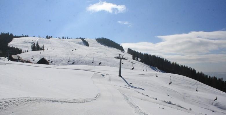 Golte - 4 dana skijanja za dvoje uz SKI PASS - slika 3