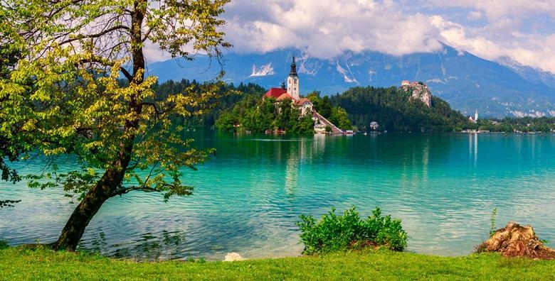[IZLET] Doživite očaravajuću ljepotu Bleda, bisera slovenskih Alpi i razgledajte barokno središte Ljubljane za samo 145 kn!