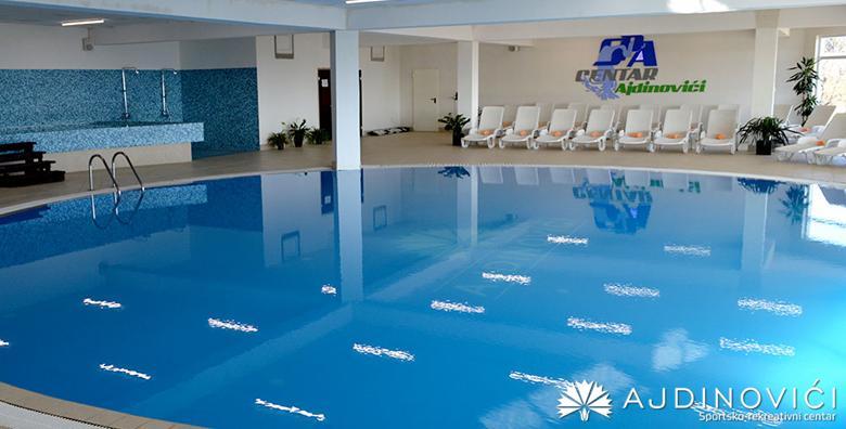 [BIH, ALL INCLUSIVE] Hostel u sklopu SRC Ajdinovići - 5 dana za 1 osobu uz sve obroke, bazene, saune i sportske terene za 592 kn!