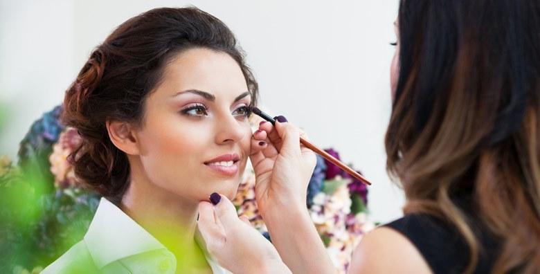Individualni tečaj šminkanja uz vodstvo kozmetičara s iskustvom - naučite o konturiranju, tehnikama i nanošenju umjetnih trepavica za 249 kn!