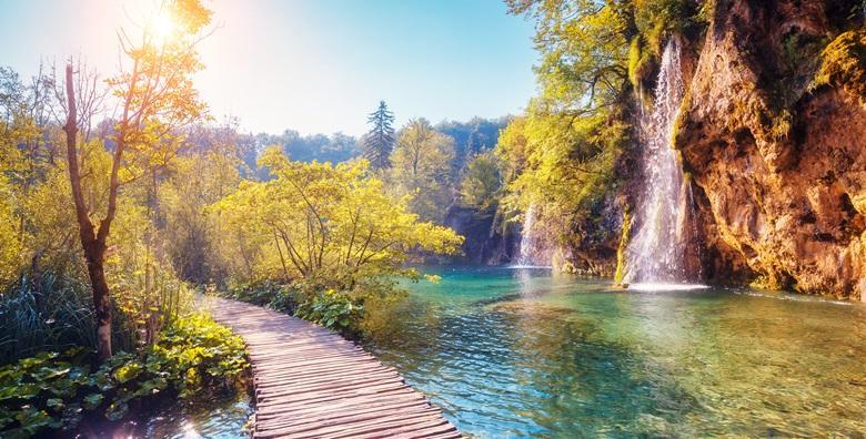 [PLITVICE] Ovu nedjelju provedite okruženi očaravajućom ljepotom nacionalnog parka pod zaštitom UNESCO-a, garantirani polazak 22.10. za 135 kn!