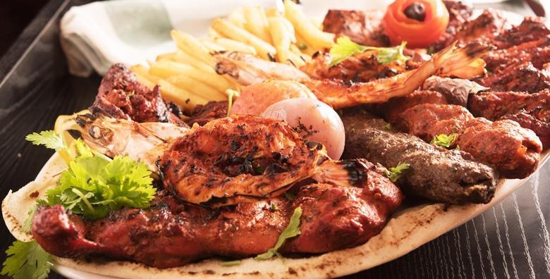 Grill plata s prilozima, ukusne palačinke, salata i juha - nedjeljni ručak za dvoje uz živu glazbu u Aquaparku Adamovec za 190 kn!