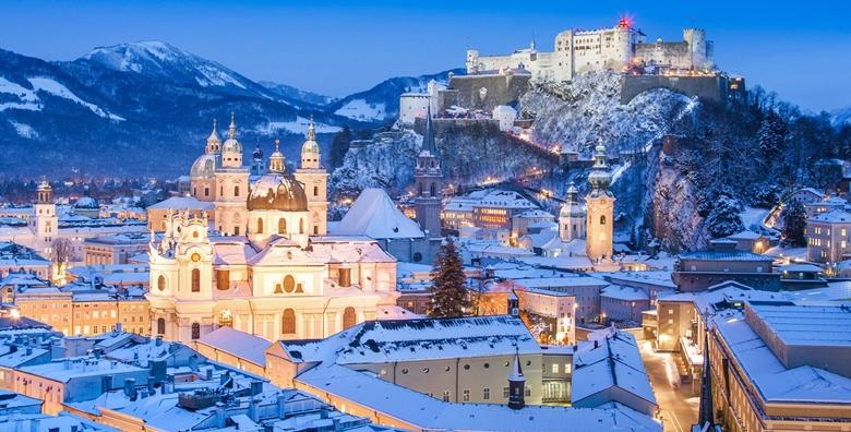 [ADVENT U SALZBURGU] Doživite najšarmantniji božićni sajam, jedan od najstarijih u Europi, cjelodnevni izlet za 230 kn!