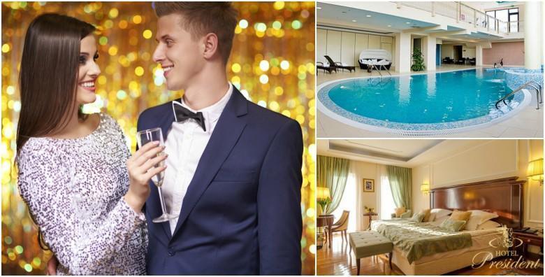 Nova godina u Solinu, Hotel President***** - 3 ili 4 dana