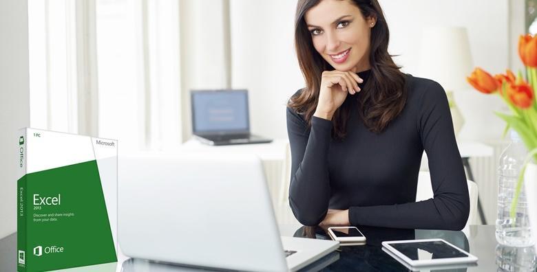 Excel online tečaj - 6 ili 12 mjeseci