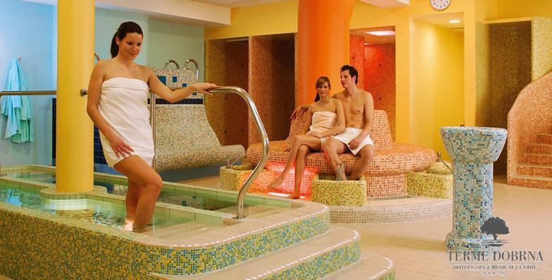 [TERME DOBRNA] Slovenija - 3 wellness dana s polupansionom za dvije osobe u Hotelu Vita**** od 1.117 kn!