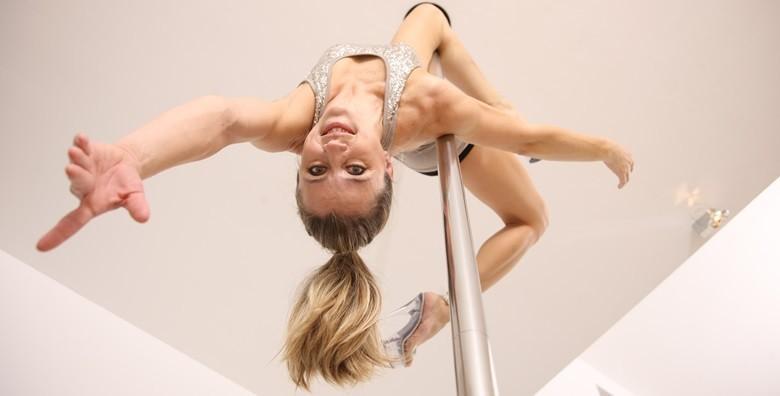 [PLES NA ŠIPCI] Trenirajte s prvacima Hrvatske! Oblikujte cijelo tijelo i povećajte samopouzdanje uz kombinaciju plesa i vježbi za 119 kn!