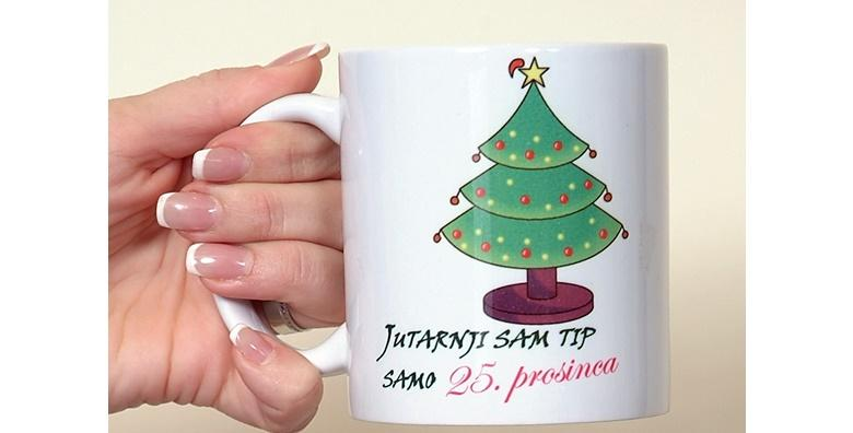 Personalizirana šalica s fotografijom ili natpisom po vašoj želji - idealan poklon za usrećiti sebe ili dragu osobu za samo 32 kn!