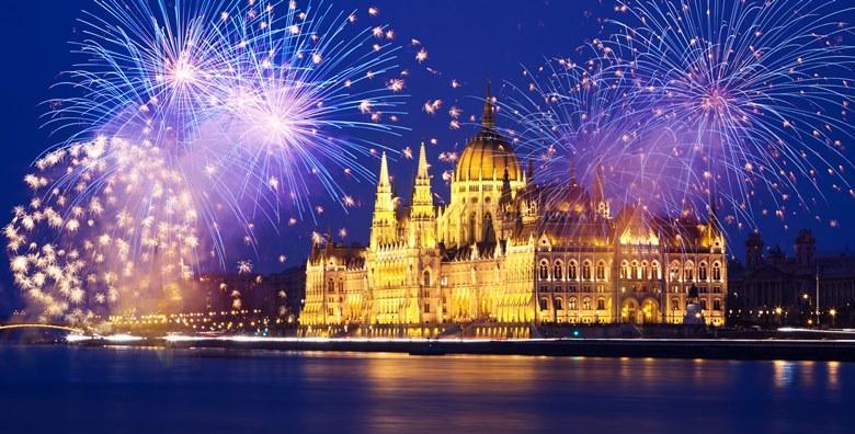 [NOVA GODINA U BUDIMPEŠTI] 3 dana s doručkom u odabranom hotelu uz uključen prijevoz - kraljica Dunava će se pobrinuti za nezaboravan doček od 990 kn!