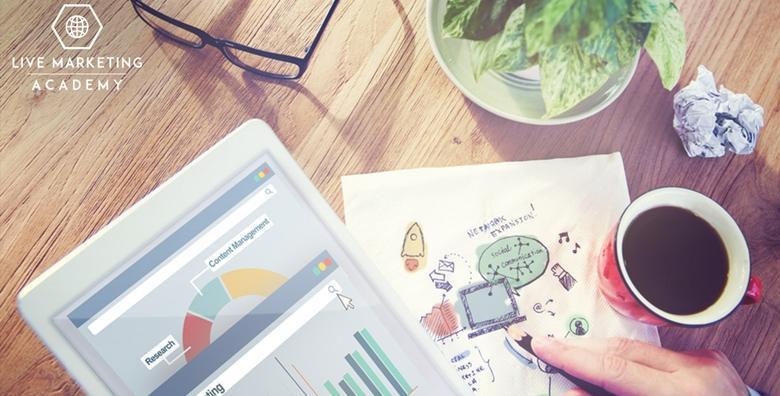 Online tečaj digitalnog marketinga - kroz 10 zanimljivih predavanja naučite kako početi ostvarivati prihod za 38 kn!