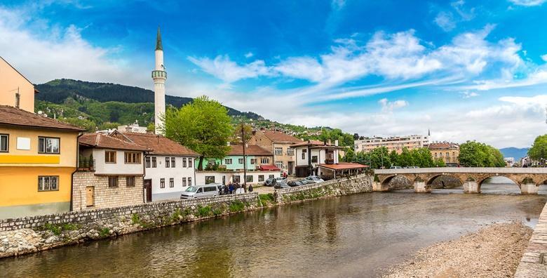 Sarajevo*** - 3 dana s doručkom za dvoje