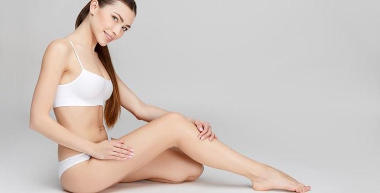 Depilacija cijelih nogu i brazilke ili samo brazilke