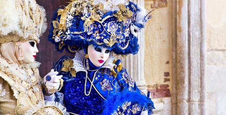 Karneval u Veneciji - izlet s uključenim prijevozom