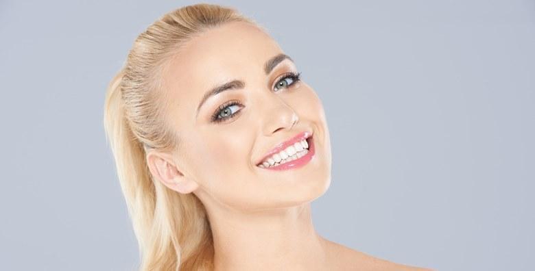 Čišćenje lica, oblikovanje obrva i depilacija nausnice