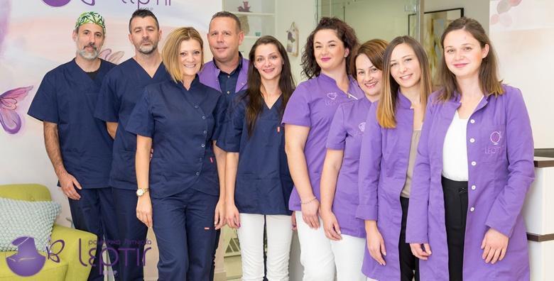 Uklanjanje madeža ili bradavica uz dermatoskopski pregled