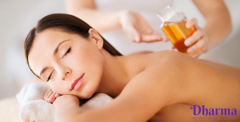 Raindrop masaža eteričnim uljima