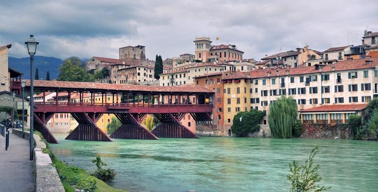 Italija, Bassano del Grappa**** - 4 ili 5 dana za dvoje