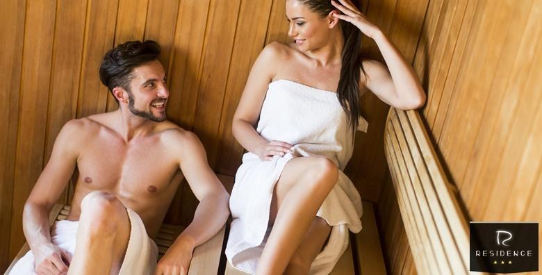 [WELLNESS DAN ZA DVOJE] Cjelodnevno opuštanje uz saune, relax i chill sobu, fitness, masažu po izboru, voće i topli napitak za 199 kn!