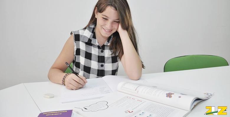 Dnevni boravak za osnovnoškolce u trajanju dva tjedna - učenje i pisanje zadaće s profesorima po 4 sata dnevno za 99 kn!