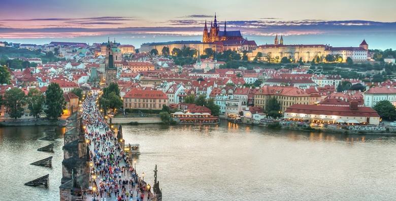 Valentinovo u Pragu - 3 dana s doručkom i prijevozom