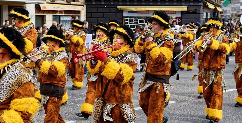 Karneval u Rijeci - garantirani izlet s prijevozom