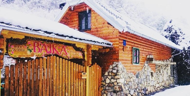 Park prirode Žumber - 2 do 5 dana za četvero u kući Bajka***