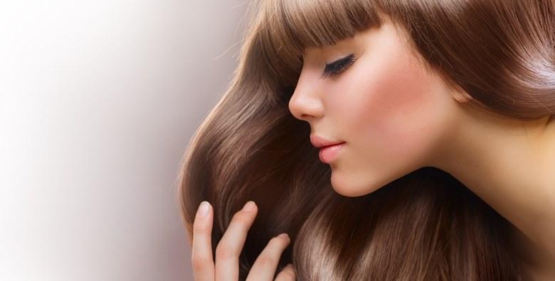 Pramenovi ili bojanje, šišanje, fen frizura, masaža vlasišta